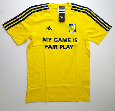 adidas T-Shirt FIFA FP TEE M  Fair Play Trikot Shirt Fußball WM 2014