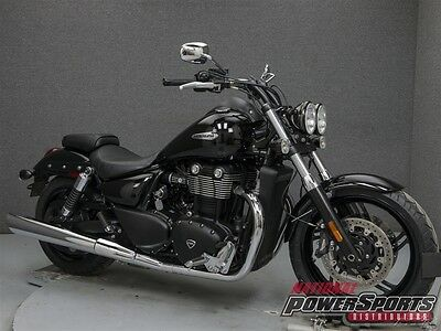 Triumph THUNDERBIRD STORM W/ABS  2012 TRIUMPH THUNDERBIRD STORM W/ABS Used FREE SHIPPING OVER $5000