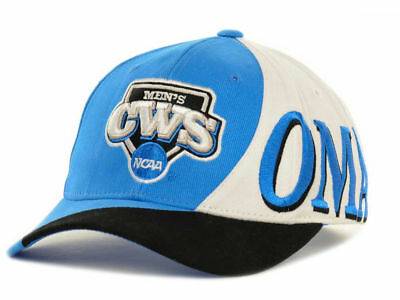 NCAA College World Series Baseball Men's CWS Tidal Wave Snapback Hat Cap