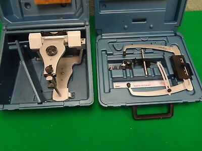 Denar Track I I Semi Adjustable Dental Articulator With Slidematic Facebow #2