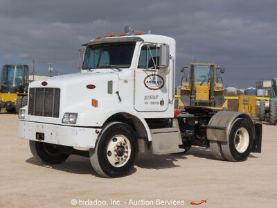 2003 Peterbilt 330 S/A Semi Truck Tractor A/C CAT 3126 Allison Auto Air Ride