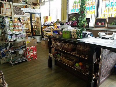 Business for sale Grocery Deli Fresh Breads Produce Store Established Easy Work