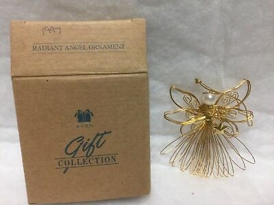 Avon 1997 Radiant Angel Ornament - Used