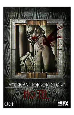 American Horror Story Freak Show Poster Photo 11x17 in / 28x43 cm