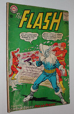 The Flash DC Comic Book #150, Feb 1965