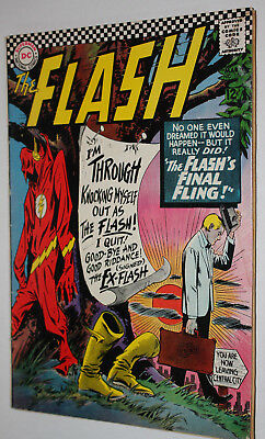 The Flash DC Comic Book # 159, March 1966