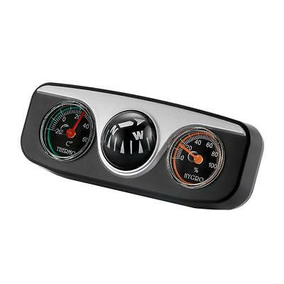 Digital Clock/Compass/Thermometer for Car Dash Mount Car Compass
