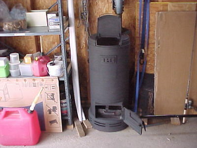 Rare Antique Kenmore Cast Iron Coal And Wood Stove