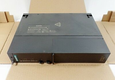 SIEMENS 6ES7 407-0KA02-0AA0 -NEW- SIMATIC S7-400; PS407: 10A; Power Supply