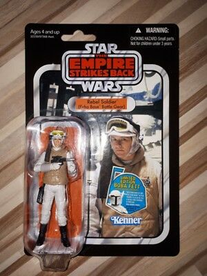 Star Wars Vintage Collection Rebel Soldiers