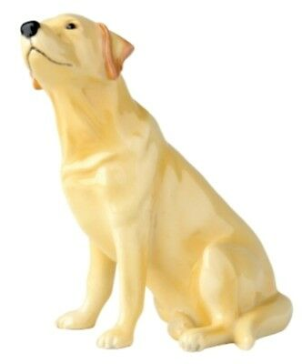 John Beswick Collectors Dog Figurine - Yellow / Golden Labrador 53YEL