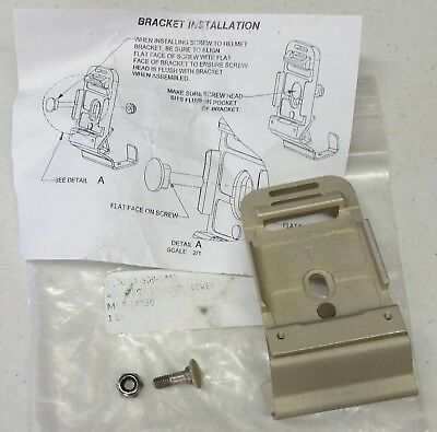 New Original US ARMY Issue - Mich ACH Helmet NVG Front Bracket Mount with... New