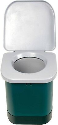 Portable Toilet Designed for Camping RV Boating Outdoor Potty - Full Size Seat