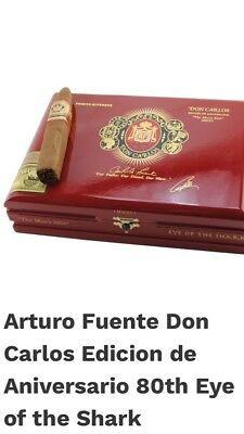 """FUENTE ( DON CARLOS ) """" EYE OF THE SHARK """". not opus x """". 1 band"""