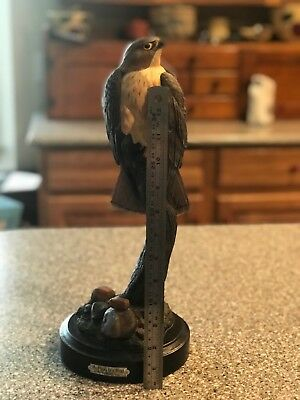 Red Tailed Hawk Statue