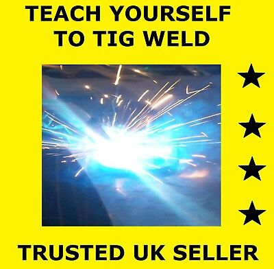(D085) Teach Yourself To Tig Weld Instructional Dvd