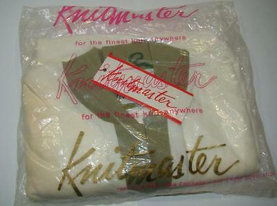 Vtg 1960s 70s Knitmaster Mens Size Large Casual Shirt NOS NWT