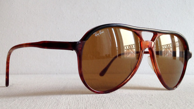 Vintage Ray Ban B&L U.S.A. Style A Aviator Sunglasses