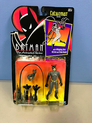 Batman The Animated Series Catwoman Action Figure