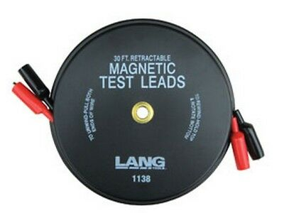 2 30Ft Test Leads KAS1137 Brand New!