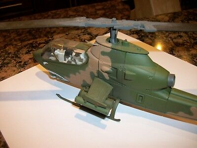 1/48 Franklin Mint Cobra Helicpoter In Nam Camo