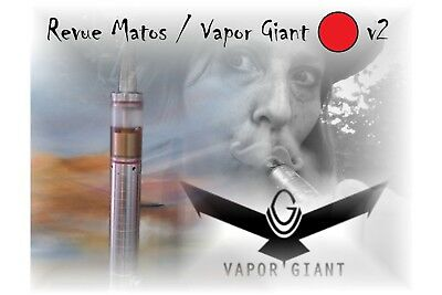Vapor giant v2 with tank--great deal fast shipping -usa seller
