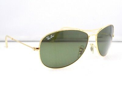 Ray Ban Cockpit Aviator RB3362 001 59mm & Case