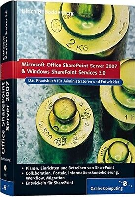 Microsoft Office SharePoint Server 2007 & Windows SharePoint Service 3.0