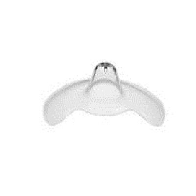 Medela Contact Nipple Shield, 24 mm, Silicone, Reusable, *FREE SHIPPING! NEW!*