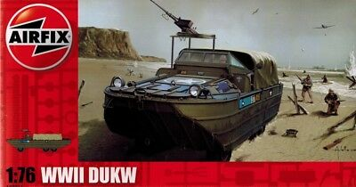 Airfix A02316 - 02316 -- WWII DUKW -- 1:76