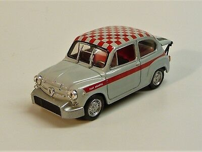 Fiat Abarth 850 Ralley  Hachette 1/43