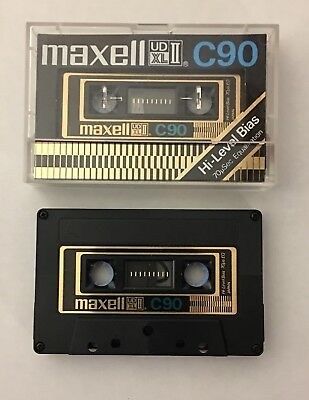 Qty. 30 Maxell UD-XLII Cassette tapes Excellent condition