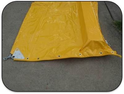 GATOR DOT Type 2 NEW Turbidity Barrier / Silt Curtain, 5' x 50'