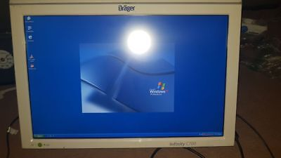 Drager Infinity C700 Patient Monitor