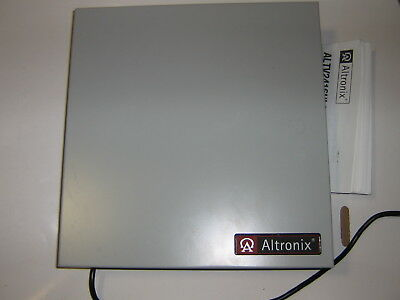 ALTRONIX ALTV2416ULX3 CCTV POWER SUPPLY - 16 FUSED OUTPUTS - 24vAC