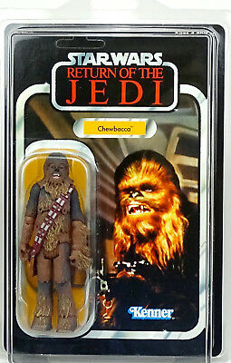 "Chewbacca ""rotj"" Star Wars Vintage The Original Trilogy Collection 2004 Hasbro"
