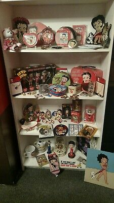 Vintage Betty Boop Collectibles!