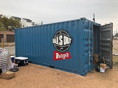 SHIPPING CONTAINER 20' X 8' in Houston TX