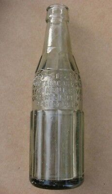 Old Lynchburg Pepsi Cola Drink Soda Glass Bottle 6 Oz