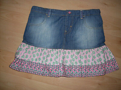 Traumhafter Jeansrock v. CALZEDONIA KIDS neuw.    Gr.140  Hingucker