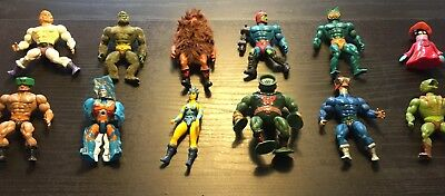 Masters of the Universe - MOTU LOT 3 - Bundle of Action Figures from 1980s