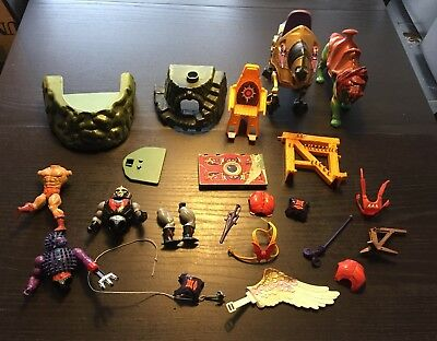 Masters of the Universe - MOTU LOT 5 - Bundle of Accessories and Spares
