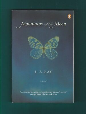 Mountains of the Moon by I. J. Kay (2013, Paperback)