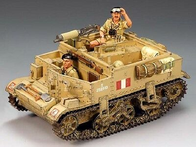 KING & COUNTRY WWII EA041 Universal Carrier NEW!