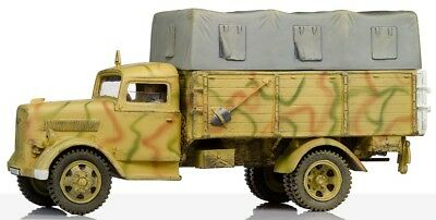 KING & COUNTRY WWII WS090 German Opel Blitz Truck (Normandy Version) NEW!