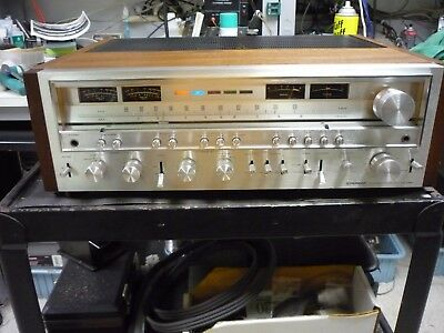 Pioneer SX-1080 receiver excellent condition RESTORED!!