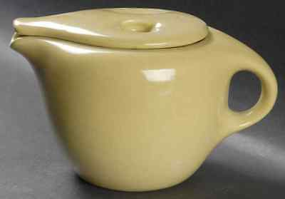 Iroquois Russel Wright CASUAL AVOCADO YELLOW After Dinner Coffee Pot 7152711