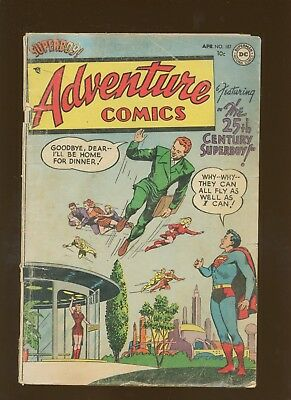 Adventure Comics 187 GD 2.0 * 1 Book Lot * Golden Age Superboy 1953! Curt Swan!