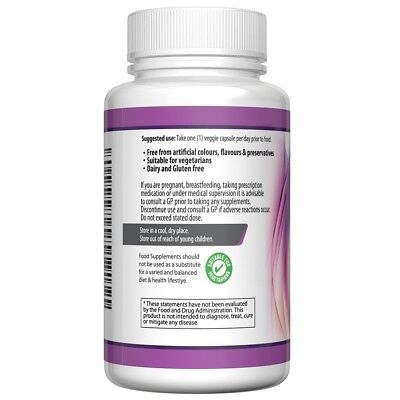 Incite Nutrition Biotin 10,000mcg Hair and Nail Food Supplement, 200 Capsules