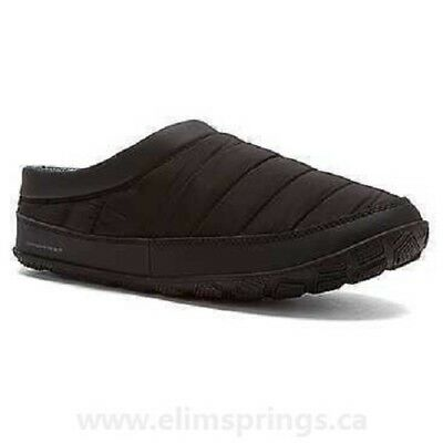 Columbia Packed Out Ii Men's Black Omni-Heat Slide Slippers #bm1610-010